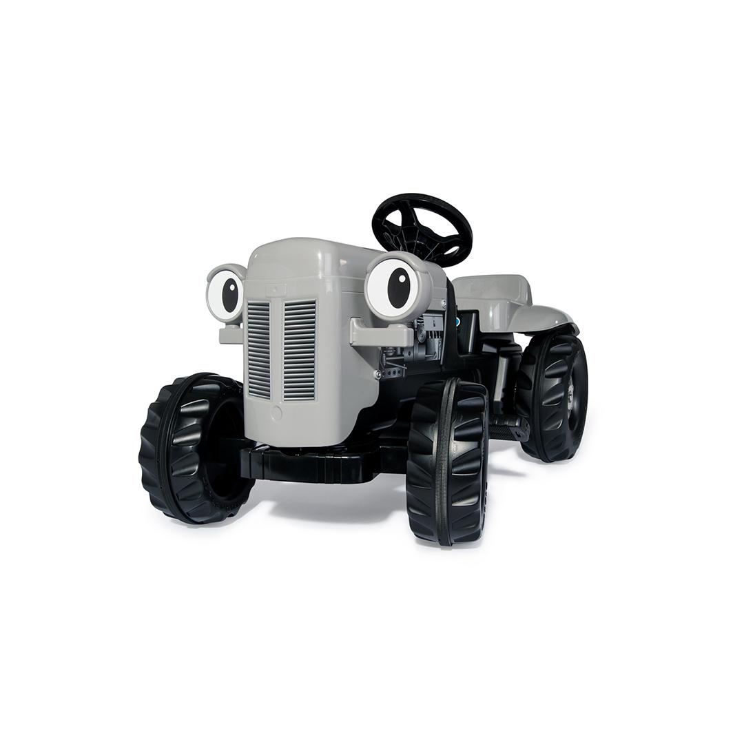 Tractor de pedales rollyKid Little Grey Fergie