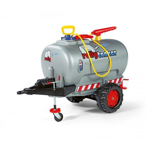 Remolque Cisterna RollyTanker con bomba de agua