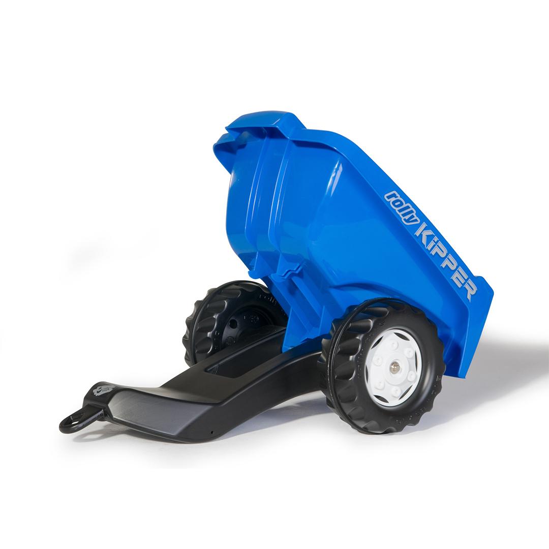 Remolque Basculante Azul | 1 Eje