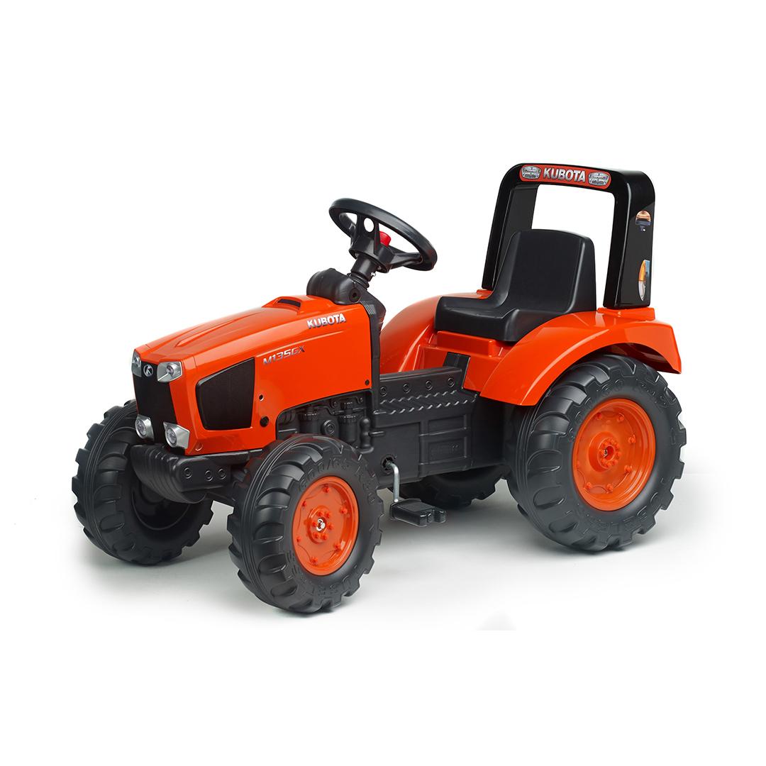 Tractor de pedales Kubota M135GX