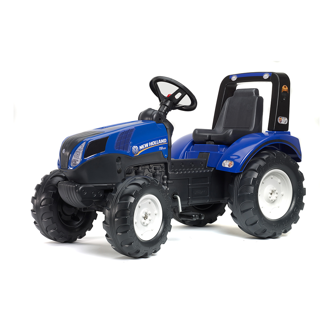 Tractor de pedales New Holland T8