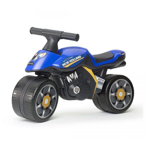 Moto Correpasillos New Holland