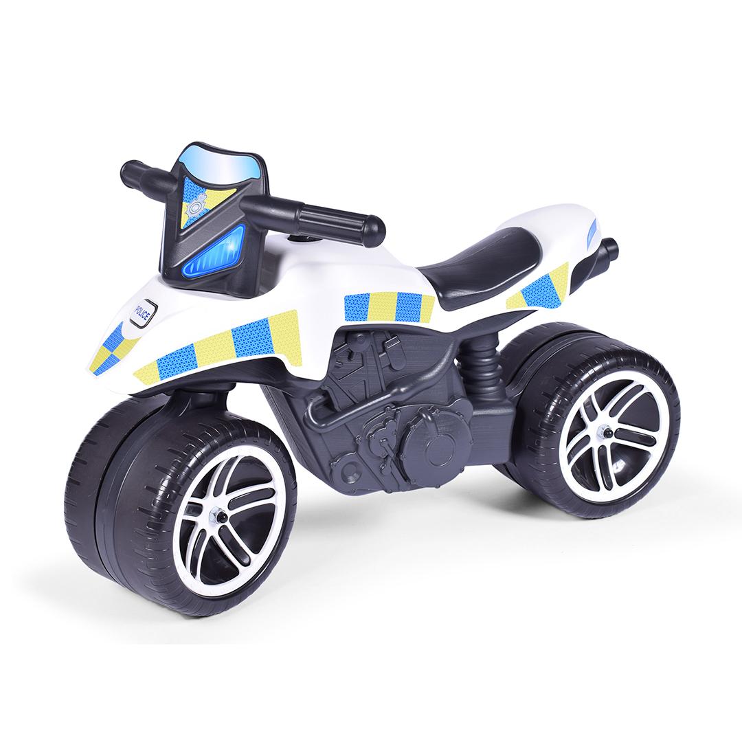 Moto Correpasillos de Policia