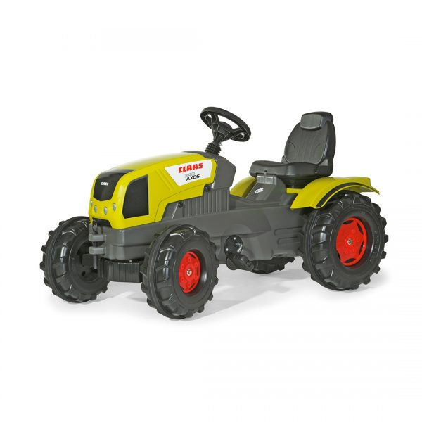 Tractor de Pedales rollyFarmtrac Claas Axos 340