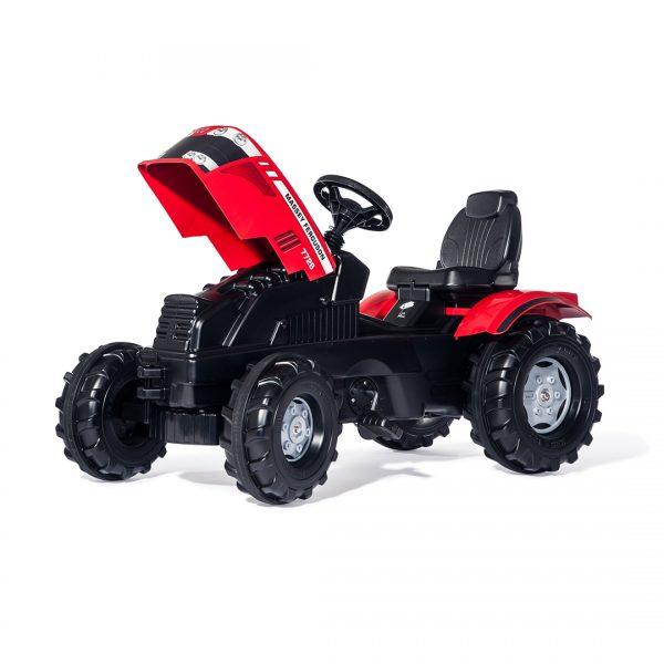Tractor de Pedales rollyFarmtrac Massey Ferguson