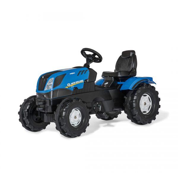 Tractor de Pedales rollyFarmtrac New Holland