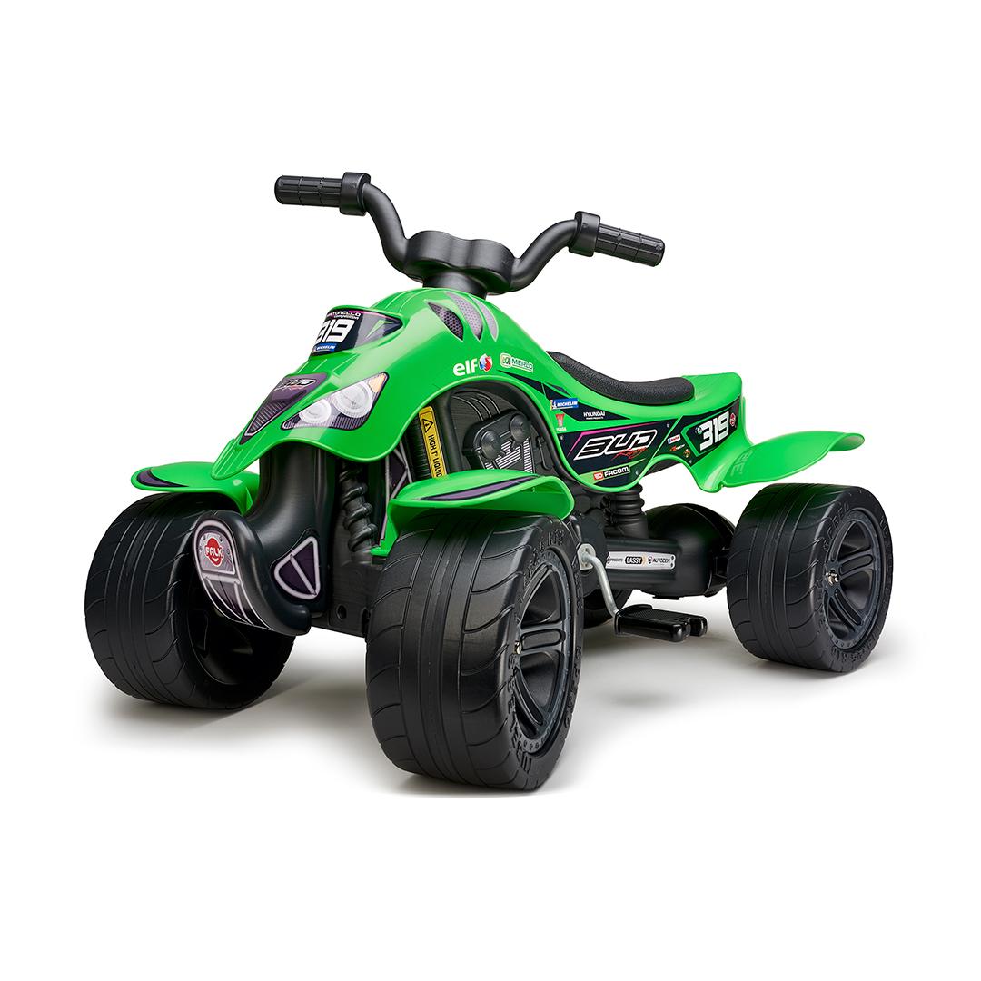 Quad de pedales Bud Racing