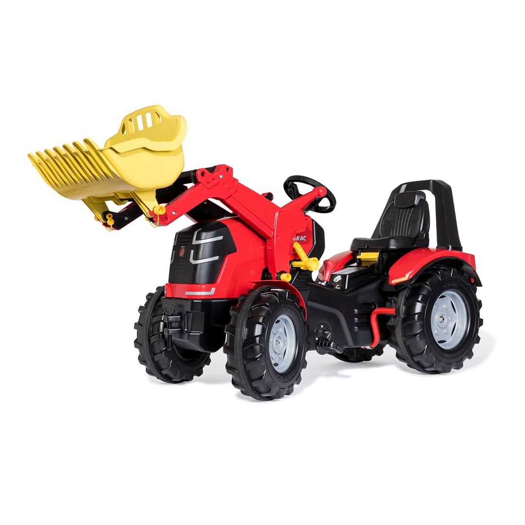 Tractor de Pedales rollyX-Trac | Premium