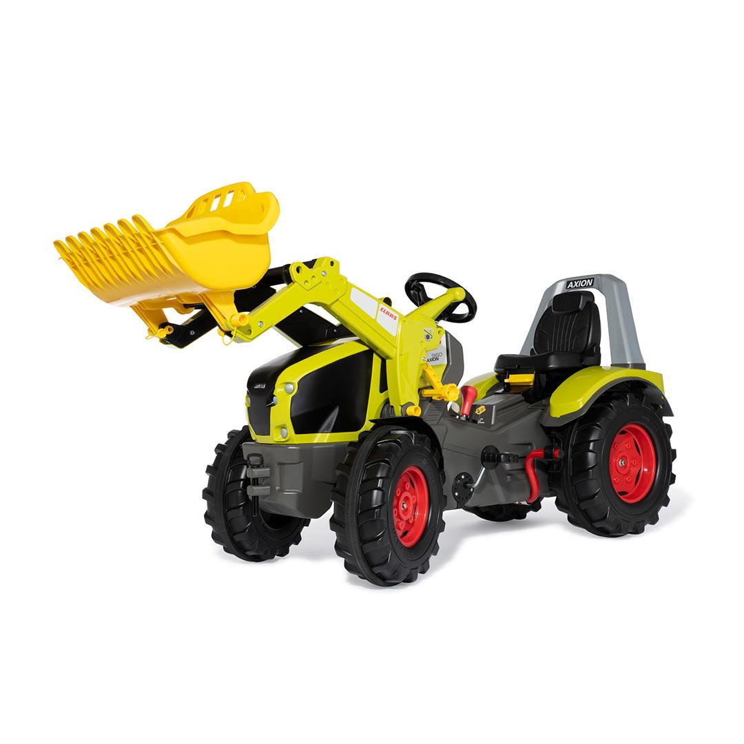 Tractor de Pedales rollyX-Trac Claas Axion 940 Premium