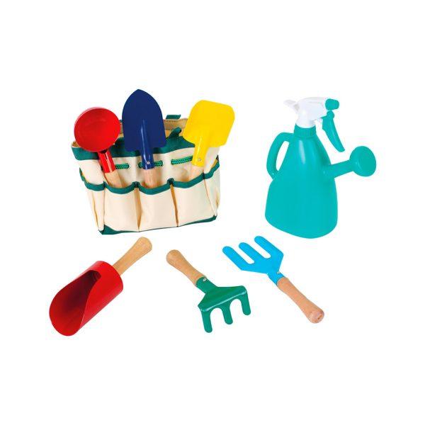 bolsa-herramientas-infantiles-huerto-regadera
