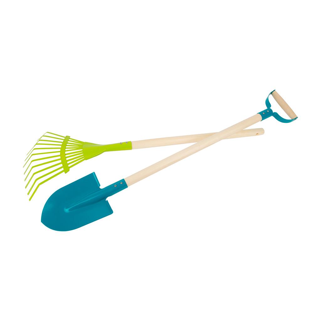 set-de-herramientas-infantiles-jardín