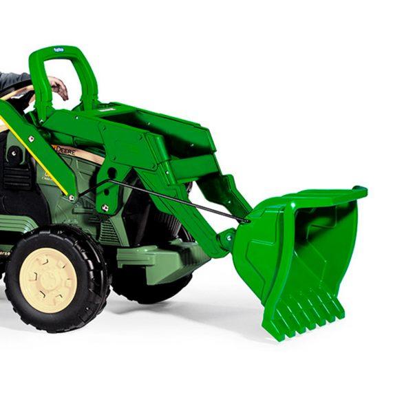 Pala para tractor electrico peg perego