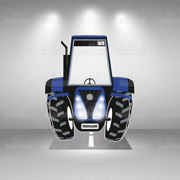 Photocall Infantil de Tractor New Holland