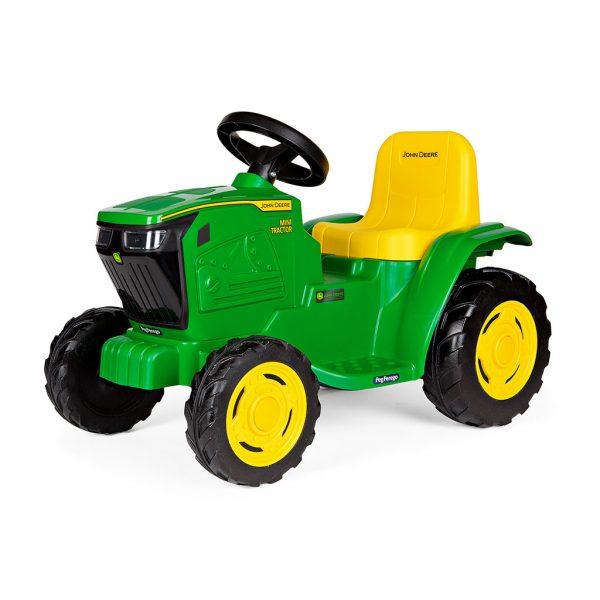 Mini Tractor Eléctrico John Deere 6V Peg Perego